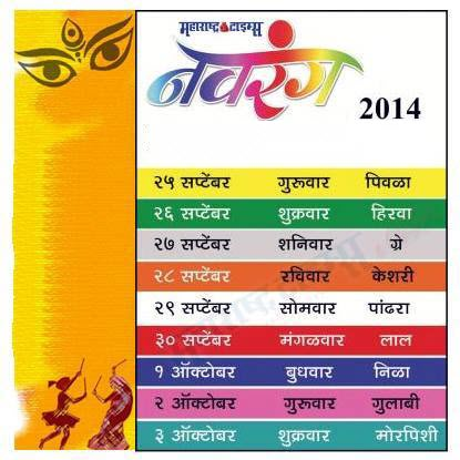 navaratri-maharashtratimes-nine colors