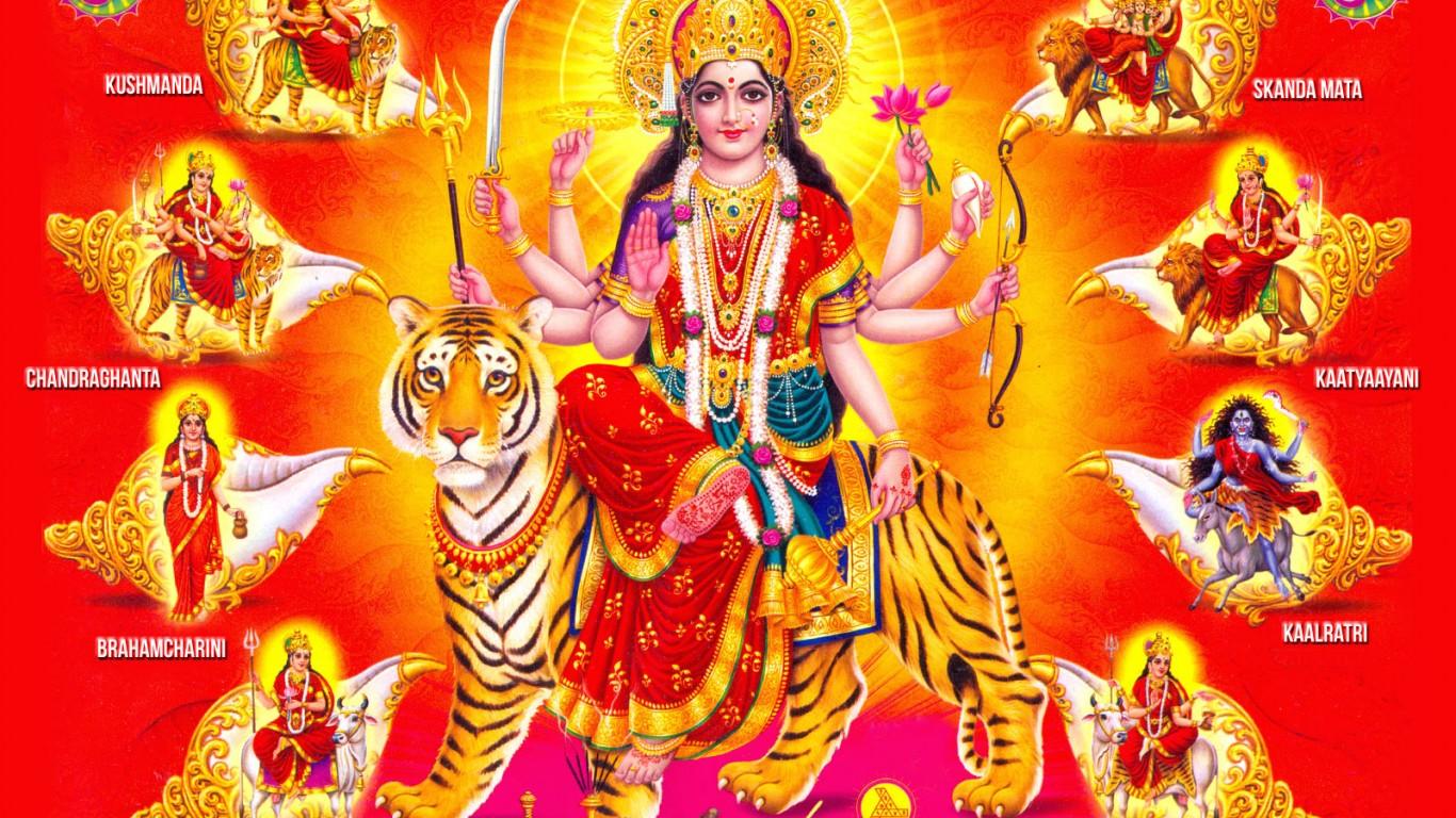 Nav-Durga-hd-mobile-wallpaper