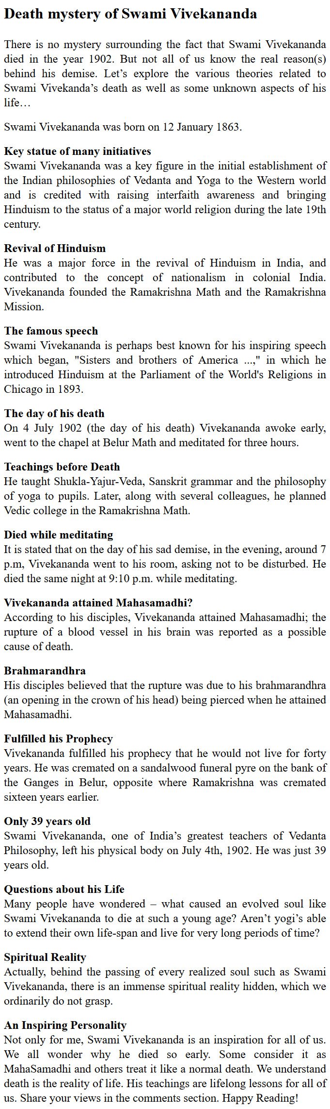 essay on swami vivekananda in hindi essay swami vivekananda swami vivekananda the social encyclopedia gujarati essay on swachata abhiyan an error occurred