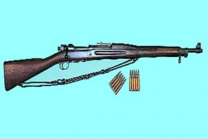 m 1903 springfield rifle